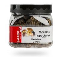 Morilles spéciales 100g