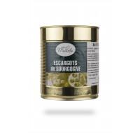 Escargots de Bourgogne en conserve 8dz