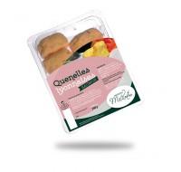 Mini spécialités quenellières de saumon à l'aneth