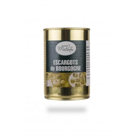 Escargots de Bourgogne en conserve 5dz