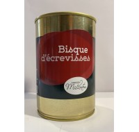 Bisque d'écrevisses