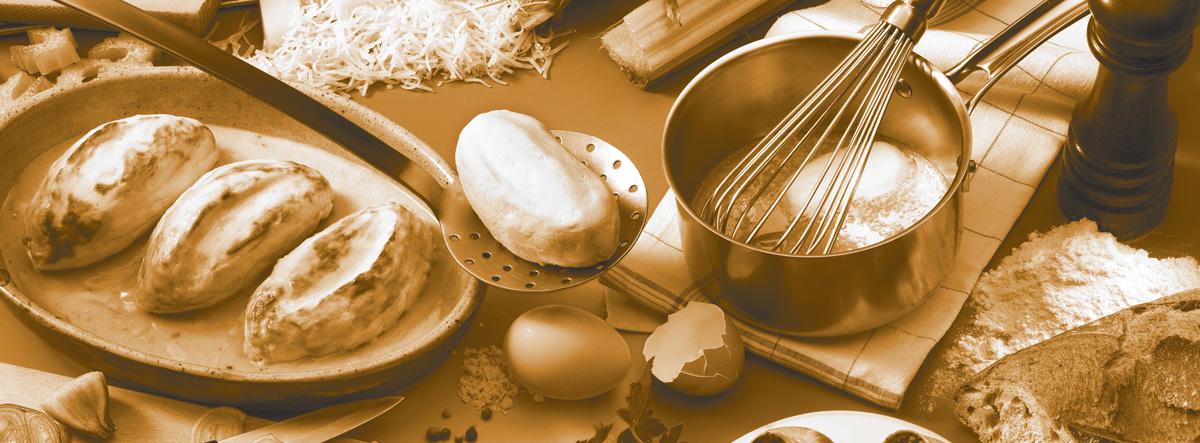 cocons et quenelles lyonnaises cuisinées