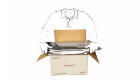 Un emballage fraîcheur pour vos livraisons de produits frais !