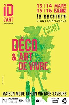 Retrouvez la Maison Malartre au Salon ID d'Art Lyon