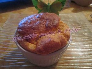 La Maison Malartre inspire les blogueuses : recette du Soufflé à la bisque d'écrevisse !
