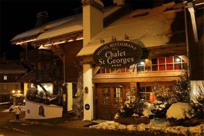 Chalet St Georges